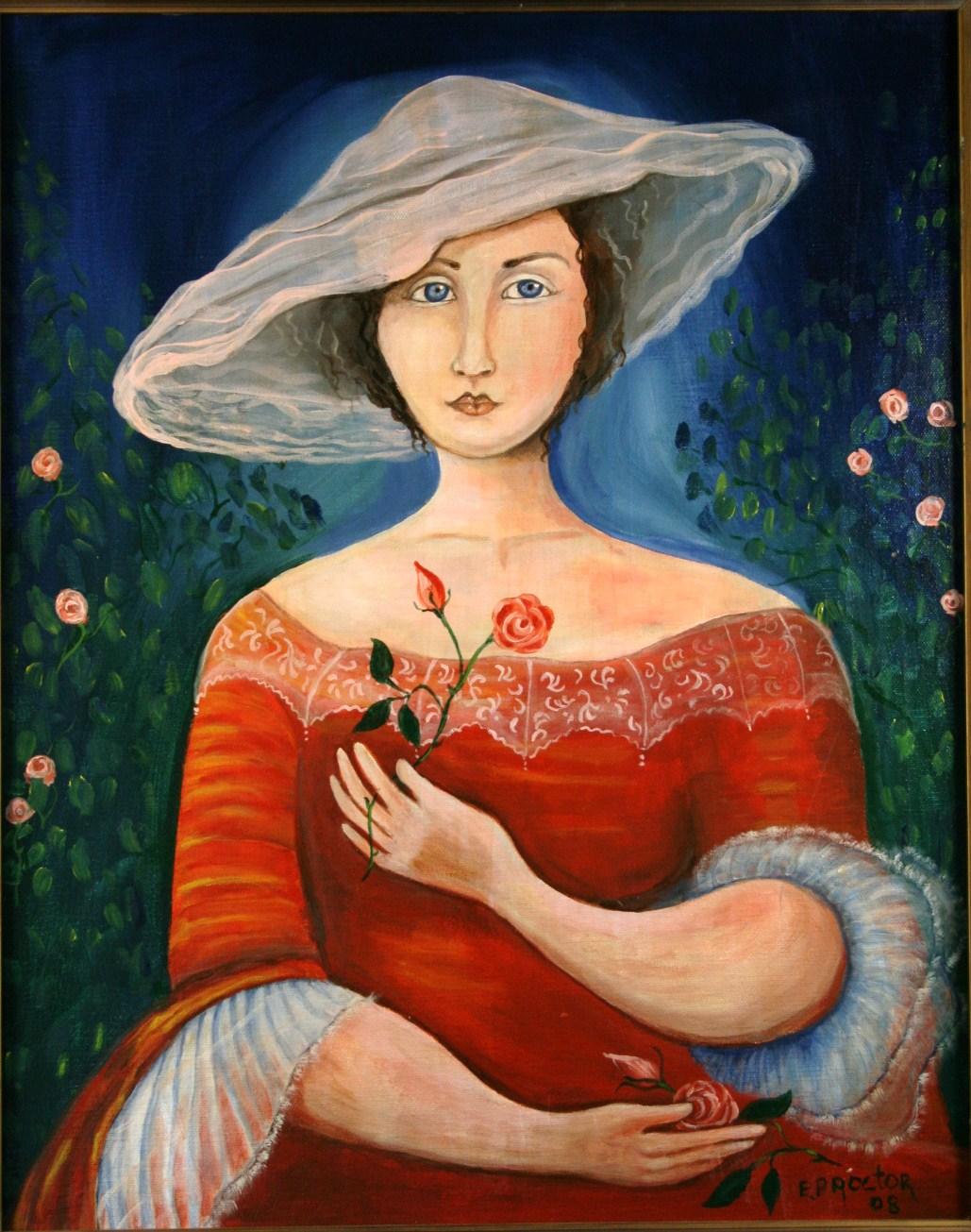 by american folk artist